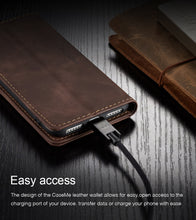 Load image into Gallery viewer, 【2021 NEW】CaseMe Retro Wallet Case For Apple iPhone 7Plus/8Plus