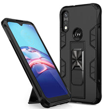 Laden Sie das Bild in den Galerie-Viewer, 2020 Luxury Magnet Kickstand Car Holder Telefon Case for MOTO E6/E6S