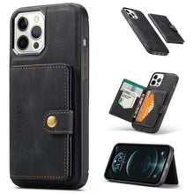 Load image into Gallery viewer, New Magnetic Wallet Phone Case For iPhone