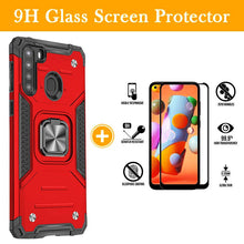 Load image into Gallery viewer, 2021 Vehicle-mounted Shockproof Armor Phone Case  For SAMSUNG Galaxy A21