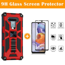 Load image into Gallery viewer, 2021 All New Armor Shockproof With Kickstand For LG K51