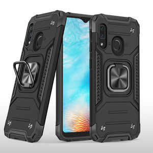 2021 Vehicle-mounted Shockproof Armor Phone Case  For SAMSUNG A20E