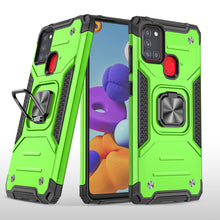 Load image into Gallery viewer, 2021 Vehicle-mounted Shockproof Armor Phone Case  For SAMSUNG A21S