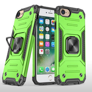 2021 Vehicle-mounted Shockproof Armor Phone Case  For iPhone