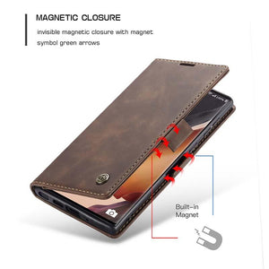 2021 New Wallet Case For Samsung Note 20 Ultra
