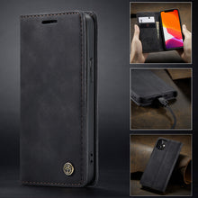 Load image into Gallery viewer, 【2021 NEW】CaseMe Retro Wallet Case For Apple iPhone 12 mini