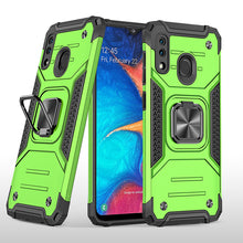Load image into Gallery viewer, 2021 Vehicle-mounted Shockproof Armor Phone Case  For SAMSUNG A20