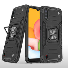 Load image into Gallery viewer, 2021 Vehicle-mounted Shockproof Armor Phone Case  For SAMSUNG Galaxy A01
