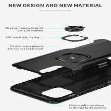 Load image into Gallery viewer, Classic 3 in 1 Magnetic Finger Ring Phone Case  For iPhone 11 Series