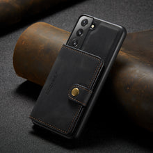 Load image into Gallery viewer, New Magnetic Wallet Phone Case For Samsung S21/S21PLUS
