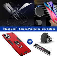 Load image into Gallery viewer, 2020 All New 4-in-1 Special Armor Shockproof Phone Case For iPhone 11