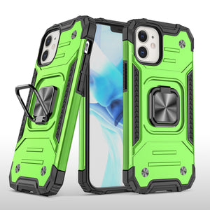 2021 Vehicle-mounted fall-proof armor phone case  For iPhone 12mini