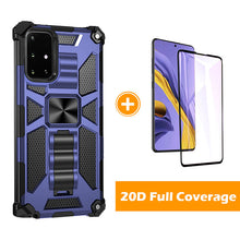Load image into Gallery viewer, 2021 Luxury Armor Shockproof With Kickstand For SAMSUNG A51