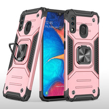 Load image into Gallery viewer, Vehicle-mounted Shockproof Armor Phone Case  For SAMSUNG A30