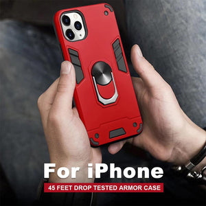 2020 All New 4-in-1 Special Armor Case For iPhone 11 Pro max