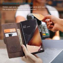 Load image into Gallery viewer, 2021 New Wallet Case For Samsung Note 20 Ultra