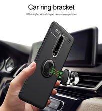Load image into Gallery viewer, Car Holder Stand Magnetic Bracket Case Finger Ring TPU Case For OnePlus