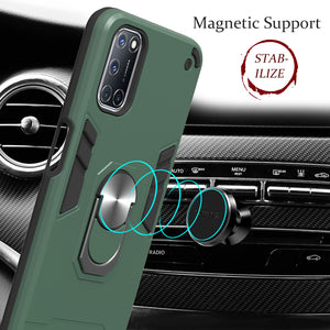First Order 15% OFF+Buy 2 Get 10% OFF!4-in-1 Special Armor Ring Case For OPPO