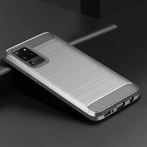 Luxury Carbon Fiber Case For Samsung S/N Series