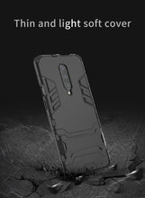Load image into Gallery viewer, 2020 New Shockproof Special Armor Bracket Phone Case For OnePlus