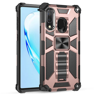 2021 Luxury Armor Shockproof With Kickstand For SAMSUNG A30