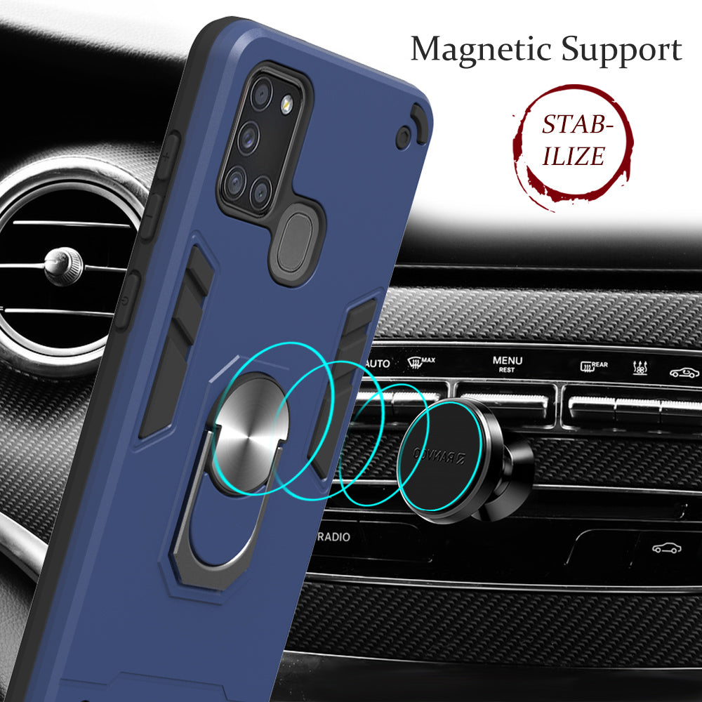 All New 4-in-1 Special Armor Case for Samsung A21S/A31/A41
