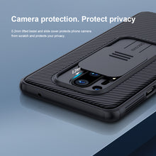 Load image into Gallery viewer, 【Black Mirror】Luxury Slide Lens Protection Case for Oneplus 8PRO