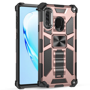 2021 All New Luxury Armor Shockproof With Kickstand For SAMSUNG A20S