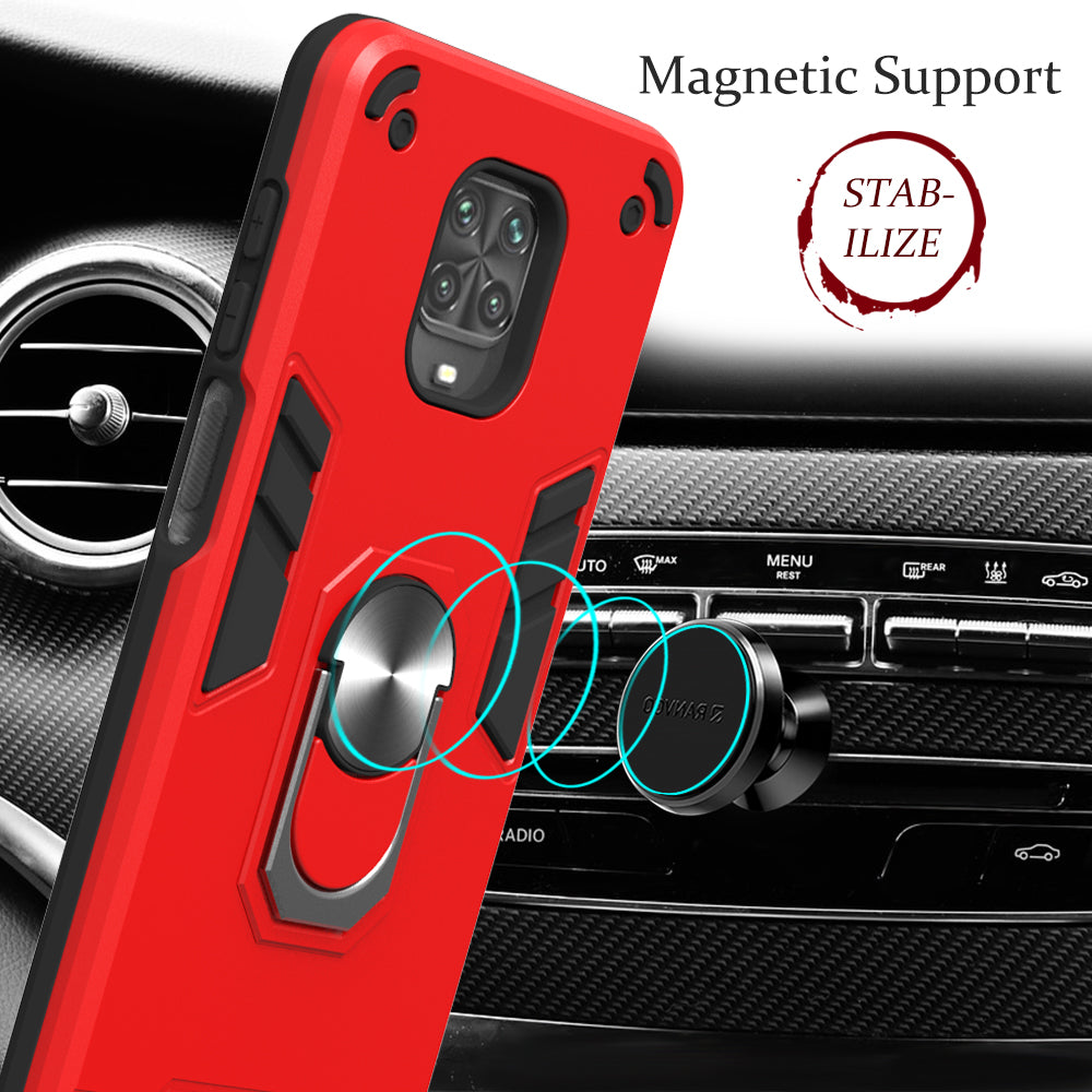 50%OFF&Fast Shipping-All New 4-in-1 Special Armor Case for XiaoMi RedMi NOTE9/9S/9PRO/9PROMAX