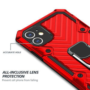 Lightning Armor Protective Phone Case Für iPhone 11 Serie