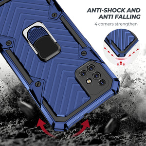 Lightning Armor Protective Phone Case For SAMSUNG Galaxy A51