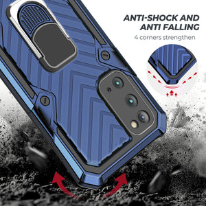 2021 Lightning Armor Protective Phone Case For SAMSUNG Galaxy S20FE (5G)