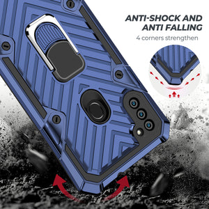 Lightning Armor Protective Phone Case For SAMSUNG Galaxy A11