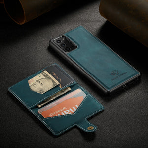 New Magnetic Wallet Phone Case For Samsung