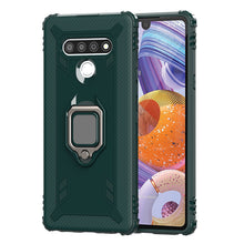 Load image into Gallery viewer, The Finger Ring Stand Phone Case For LG Stylo 6