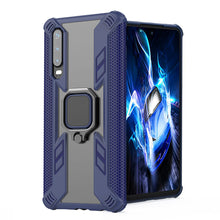 Load image into Gallery viewer, Warrior Style Magnetic Ring Kickstand Phone Cover For Huawei P30