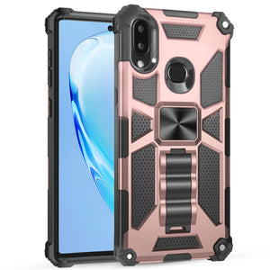 2021 Luxury Armor Shockproof With Kickstand For SAMSUNG A10S