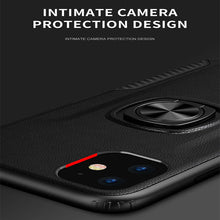 Load image into Gallery viewer, Classic 3 in 1 Magnetic Finger Ring Phone Case  For iPhone 12 Series