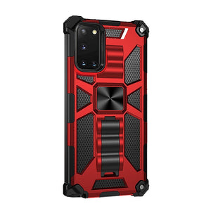 2021 Luxury Armor Shockproof With Kickstand For SAMSUNG A31
