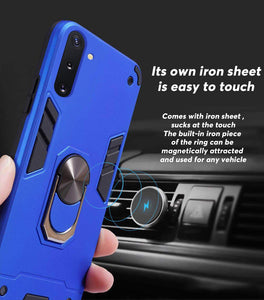 2020 All New 4-in-1 Special Armor Case for Samsung A50