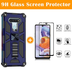 2021 All New Armor Shockproof With Kickstand For LG K51