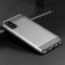 Load image into Gallery viewer, Luxury Carbon Fiber Case For Samsung A Series