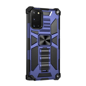 2021 ALL New Luxury Armor Shockproof With Kickstand For Samsung Note20