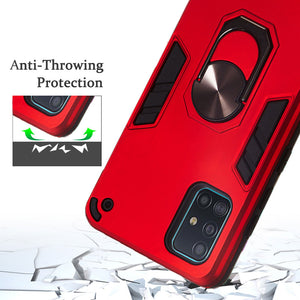 2020 All New 4-in-1 Special Armor Case for Samsung A71