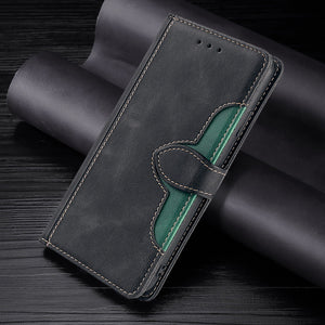 Comfortable Flip Wallet Phone Case For iPhone