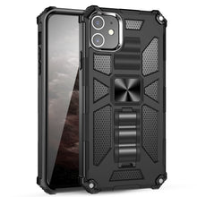 Load image into Gallery viewer, 2021 Luxury Armor Shockproof With Kickstand For iPhone 11