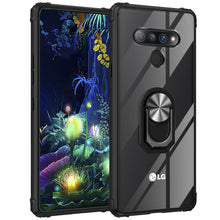 Load image into Gallery viewer, 2020 Ultra Thin 2-in-1 Four-Corner Anti-Fall Sergeant Case For LG Stylo 6