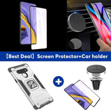 Load image into Gallery viewer, 2021 Vehicle-mounted Shockproof Armor Phone Case  For LG STYLO 6