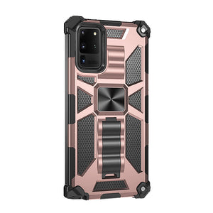 2021 ALL New Luxury Armor Shockproof With Kickstand For SAMSUNG S20 Ultra