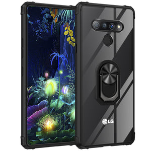 2020 Ultra Thin 2-in-1 Four-Corner Anti-Fall Sergeant Case For LG Stylo 6